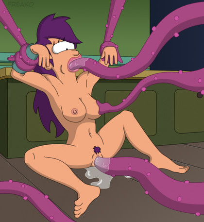 Futurama leela and nibbler porn pity
