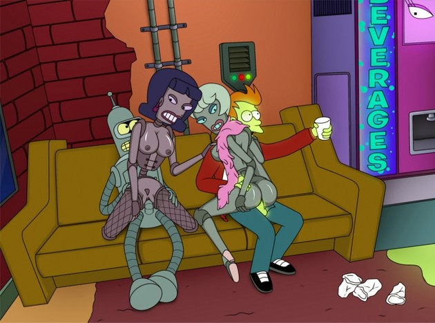 watch futurama sex video
